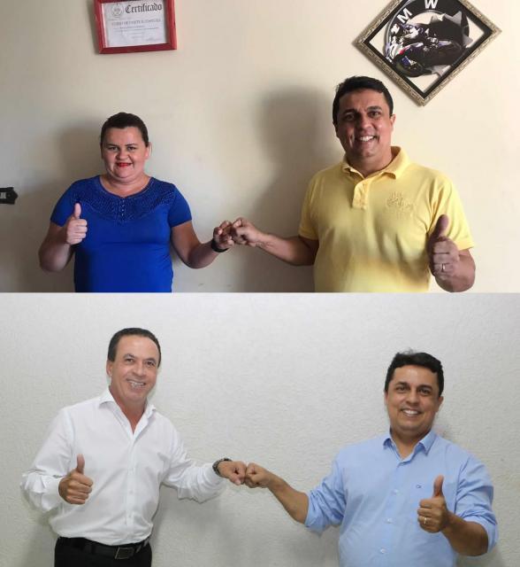 Democratas abraçam pré-candidatura de Betinho Lima