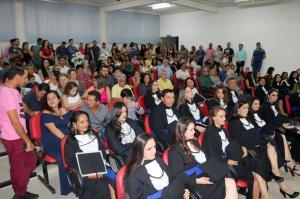 Polo UAB de Goioerê realizou colação de grau dos formandos do curso de Licenciatura em Pedagogia
