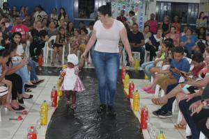 O Centro Municipal de Educação Infantil ( CMEI) de Quarto Centenário, realizou a VI MAC-CMEI