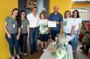 Finalizado no distrito de Jaracatiá o Projeto Portellinha com entrega de premiação