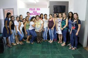Secretarias de Saúde, Incotur e CAPS prestaram atendimento especial às mulheres