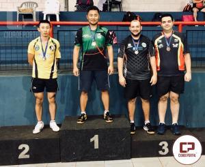 Tênis de Mesa de Goioerê brilha em competição nacional no Mato Grosso do Sul