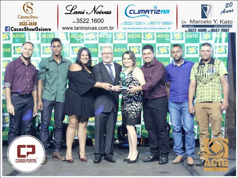 Climatizar Ar Condicionado é indicada em duas categorias do prêmio Acig - melhores do ano 2017