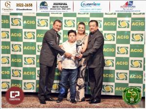 Dr. Mauricio Sagava recebe Prêmio Acig - Melhores do Ano 2018