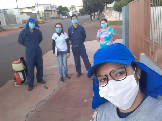 Trabalho dos agentes de endemias de Goioerê é destaque no combate à dengue