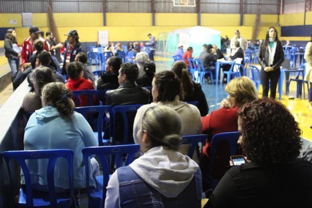 Projeto Justiça no Bairro foi realizado nesta quinta-feira, 07 em Goioerê