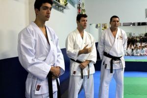 Evento reúne mais de 200 karatecas renomados em Goioerê neste final de semana