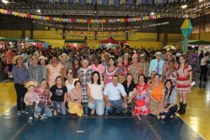 Prefeito Pedro Coelho destaca organização e a alegria das crianças no Arraiá dos CMEIs