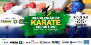 Técnico Mario Ronei Bento treina com a Seleção Brasileira CEEBK rumo ao mundial de 2019