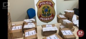 Polícia Federal prende em flagrante homem que aplicava golpe através de entrega fictícia de mercadorias