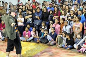 Goioerê resgatou com muita alegria o dia das Crianças realizando a primeira Edição do GOIOKID