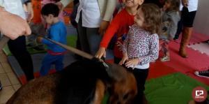 Atividades alusivas ao dia das crianças são realizadas pela 5ª CIPM de Cianorte