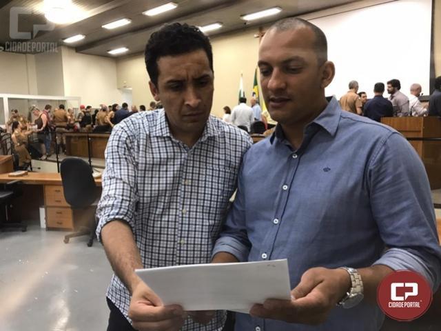 Deputado Estadual Soldado Adriano recebe pedido da Aldeias SOS de Goioerê