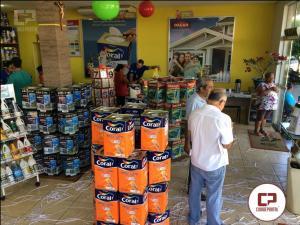 Tigrão Tintas Feirão Casa e Cor - Dose Dupla até 50% de Desconto dia 09 e 10 aproveite