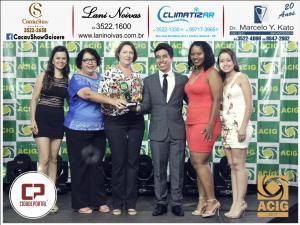 Unicesumar é reconhecida mais um ano consecutivo no Prêmio Acig - Melhores do Ano 2017