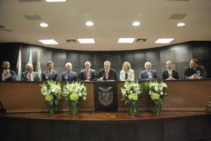 Ivonei Sfoggia é empossado para nova gestão como procurador-geral