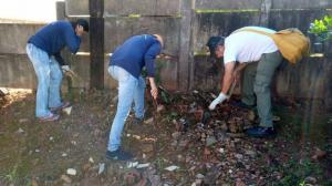Busca Ativa por escorpiões foi realizada em Goioerê