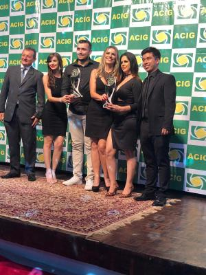 Lojas Cell Center recebe duas indicações ao Prêmio ACIG - Melhores do Ano de 2018