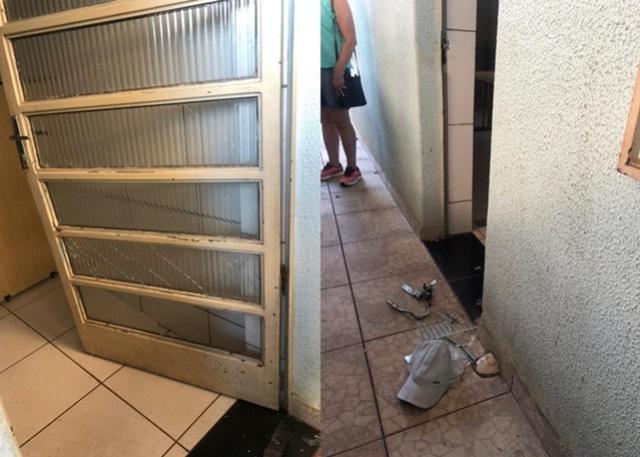 Secretaria de Assistência Social de Goioerê foi arrombada e furtada