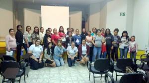 Prefeitura realiza encontros com as gestantes do município
