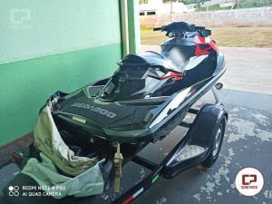 Justiça de Goioerê realiza doação de um Jetski 260 HP para a Força Verde de Umuarama