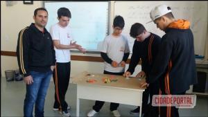 Alunos do Colégio Novo Mundo tiveram aula diferenciada sobre Biologia