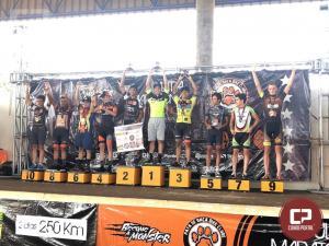 Equipe MTB Goioerê participou da Ultra Maratona Pata de Onça