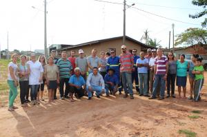 Prefeito de Goioerê pedro Coelho entrega iluminação pública e visita empresa nesta terça-feira, 10