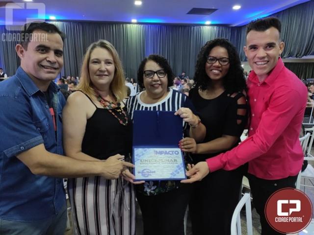 Unicesumar recebeu Prêmio Impacto - Qualidade Total