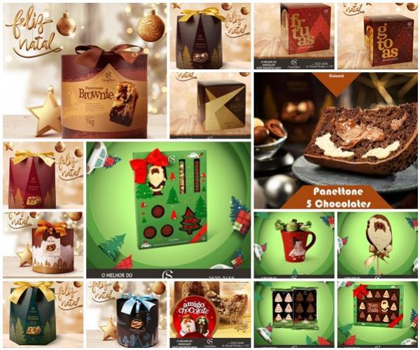 Com a Cacau Show, seu Natal fica muito mais gostoso, veja o que preparamos para você