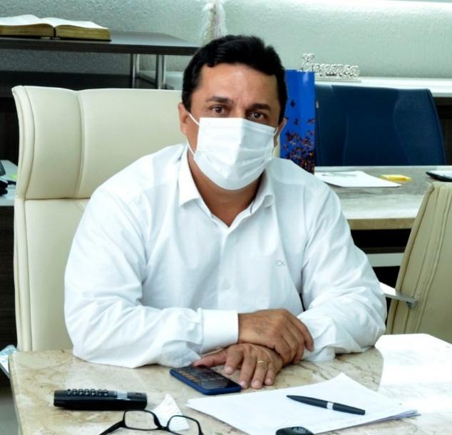 Prefeito Betinho Lima cumpre extensa agenda em busca de recursos em Curitiba