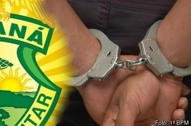 Polícia Militar da 3ª CIPM prende homem com mandado de prisão em aberto em Santa Cruz de Monte Castelo