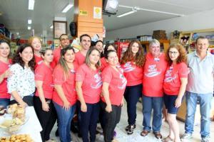 Prefeito Pedro Coelho visita 2º Feirão MEI e comércios local