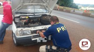 Jovem de 20 anos de idade foi preso com 38 kg de maconha em Céu Azul pela PRF