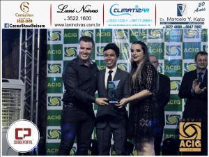 Academia Oxigym é indicada em três categorias do prêmio Acig - melhores do ano 2017