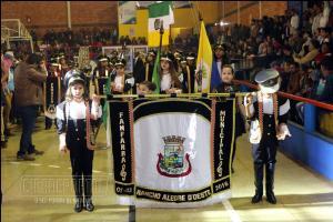 64º Jogos Escolares do Paraná:  Secretário Douglas Fabrício participa  de abertura em Rancho Alegre d´ Oeste