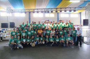 Sucesso total a 1ª Caminhada Internacional na Natureza em Rancho Alegre do Oeste