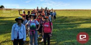Rancho Alegre do Oeste realiza sua II Caminhada internacional na natureza