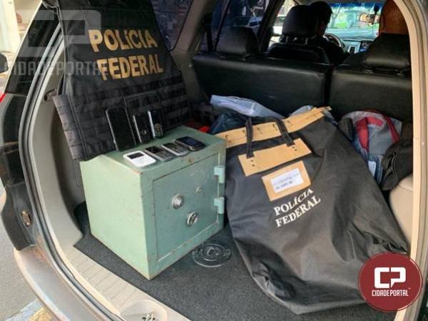Policia Federal deflagra Operação Contorno Norte para Combater contrabando de cigarros em Maringá/PR