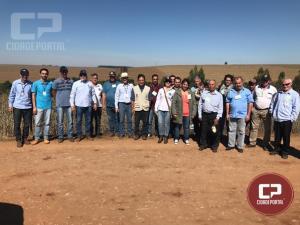 Emater de Goioerê e parcerias realizaram excursão técnica para o Dia de Campo em Janiópolis