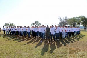 ExpoGoio foi palco da entrega do Certificado de Dispensa de Incorporação