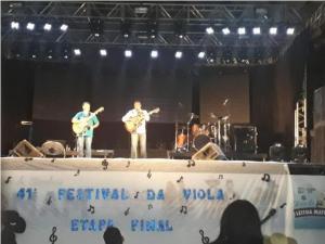 Trio de Rancho Alegre vence o Festival de Viola de Mamborê