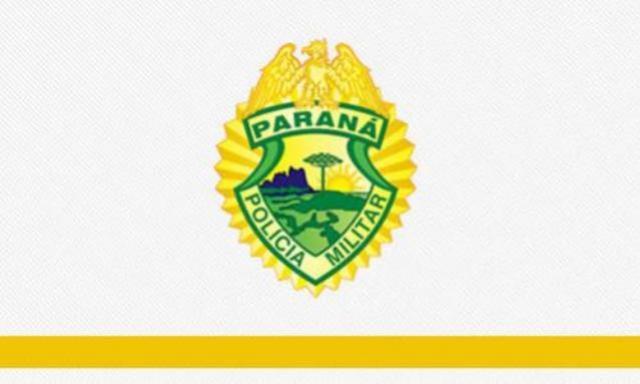 Motociclista fica ferida em acidente no cruzamento da Avenida Tiradentes com a Avenida Peabiru