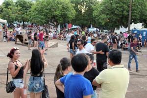 Sucesso de público e de qualidade musical, assim foi o 1º Rock Consciente na Praça