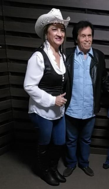 Cantora e compositora Cléo Barbosa participará do show Caim e amigos em Marília-SP