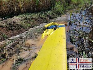Avião agrícola de Palotina sofre acidente em Cianorte