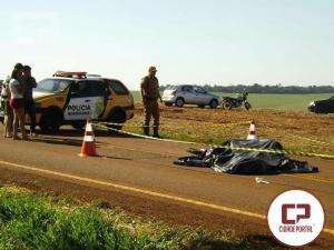 Jovem de 20 anos perde a vida entre Bandeirantes e Quarto Centenário em acidente automobilístico