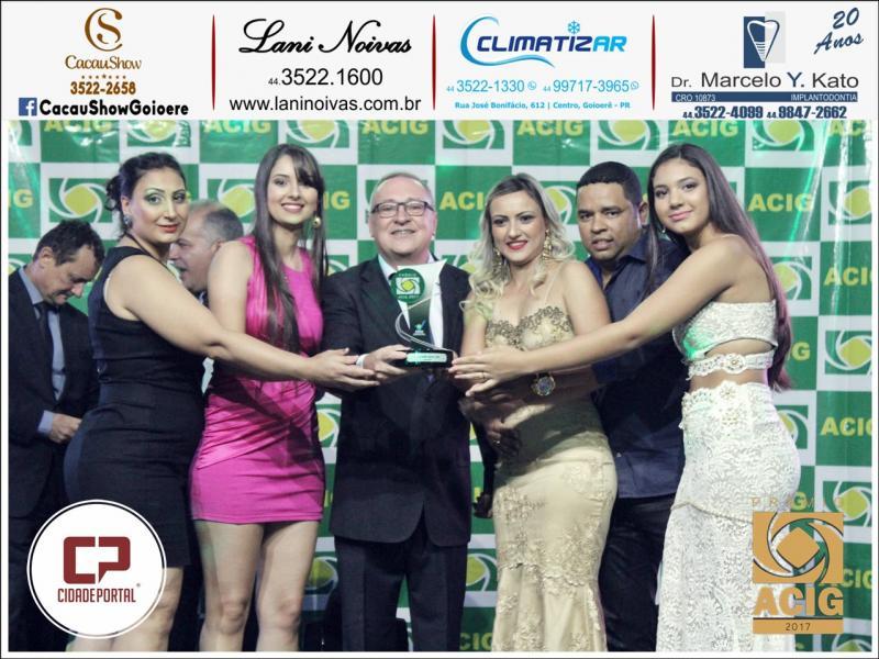 Agropecuária Bicho Bom foi indicada ao Prêmio ACIG - Melhores do Ano de 2017