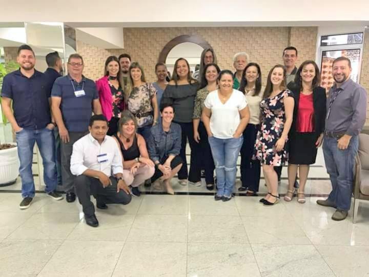Secretária da INCOTUR Regina Cruz participa de capacitação em Cascavel