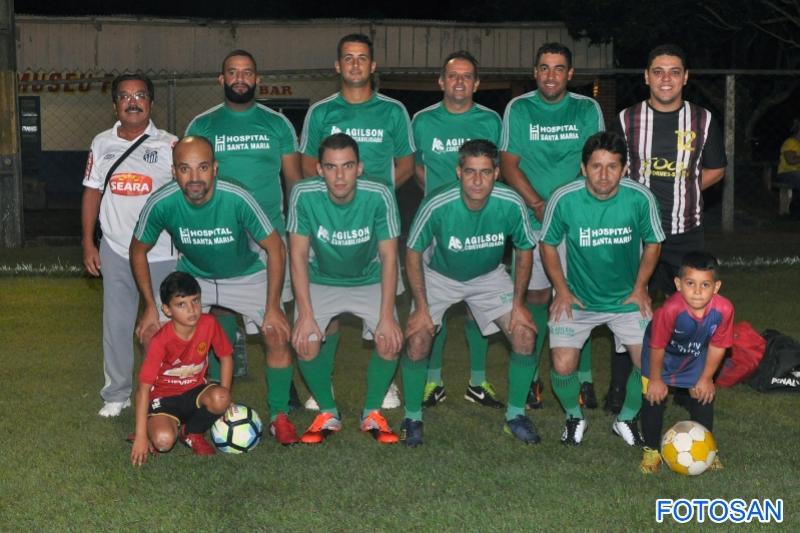 Campeonato interno do Museu teve rodada movimentada em Goioerê